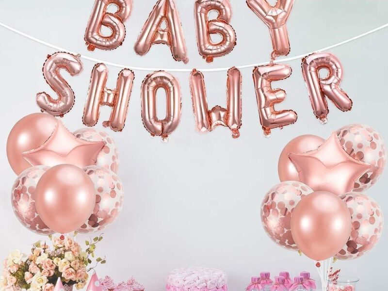 7 Party decoration ideas for baby shower